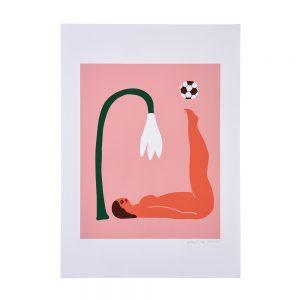 'Self Care 2' Print