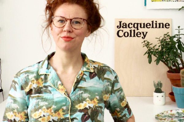 Jacquiline Colley headshot