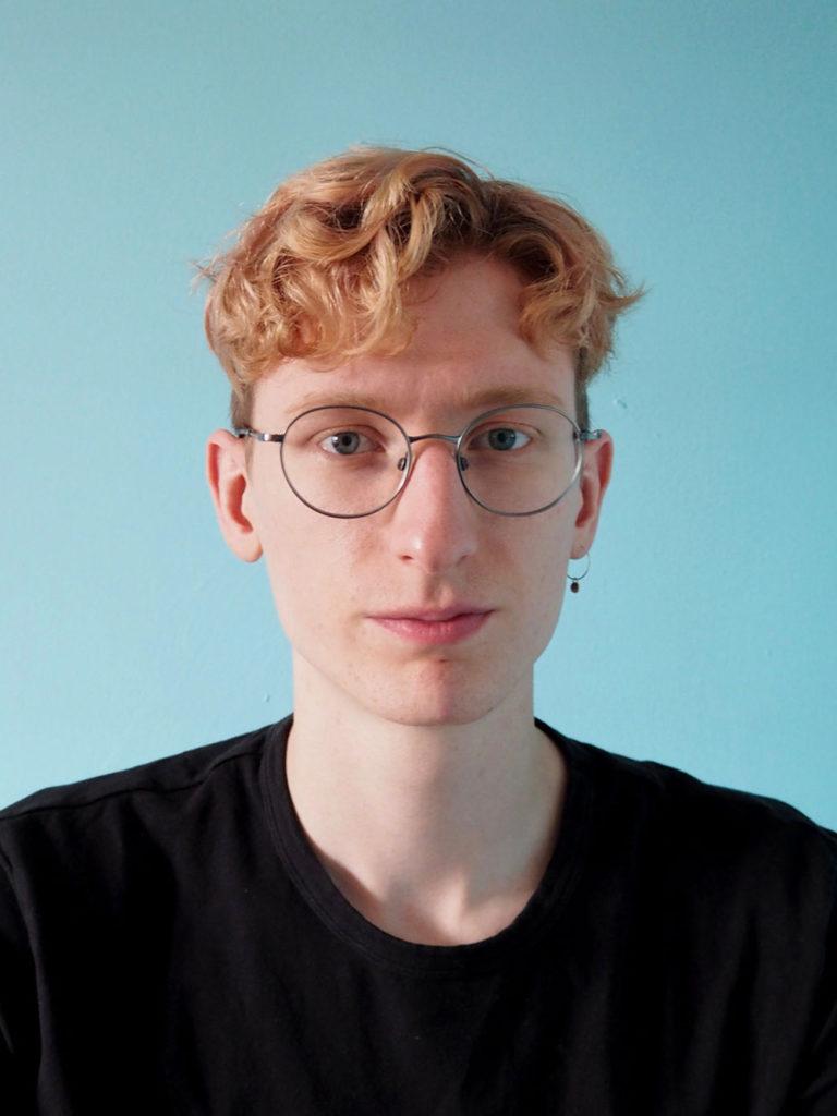 Josh Crowe portrait.