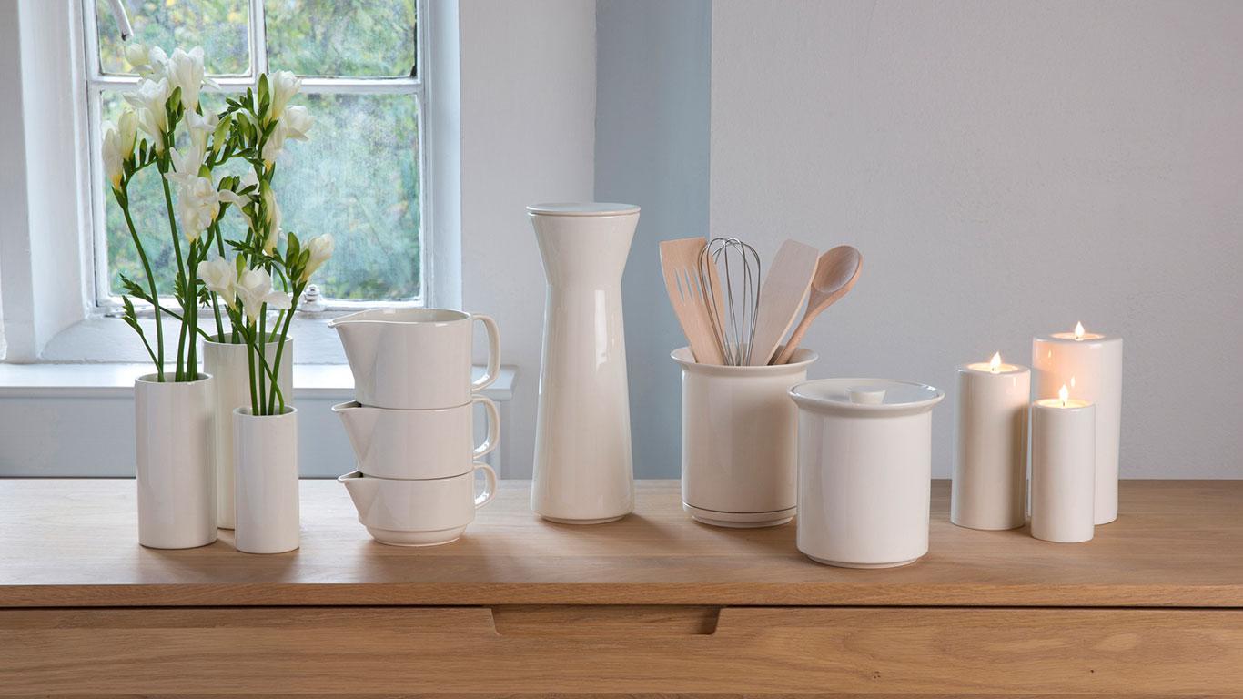 Ralli Ceramic collection.