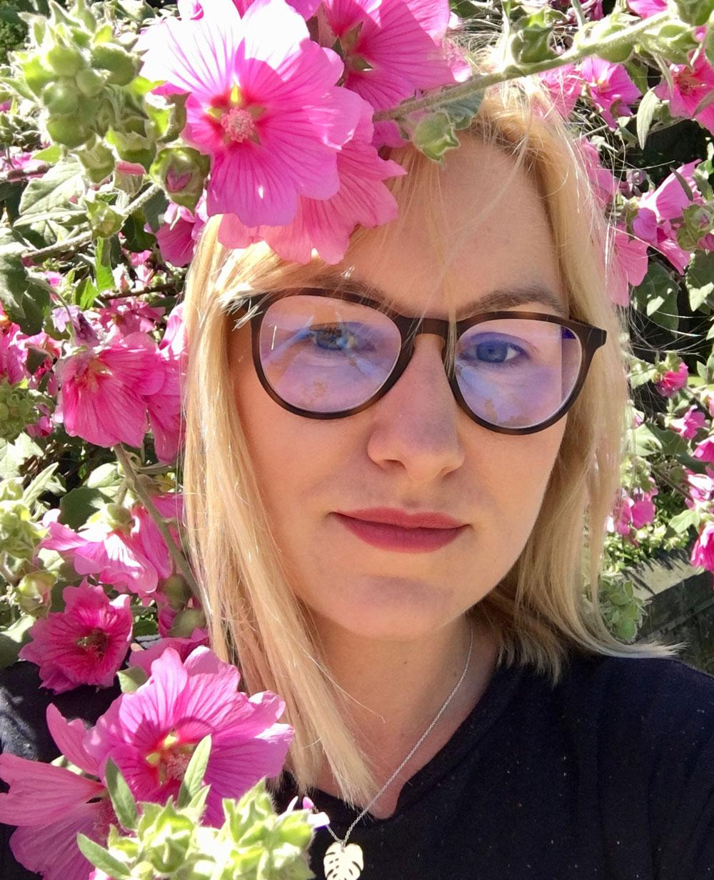 Katarzyna Type portrait