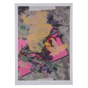 'Garden Haze' print