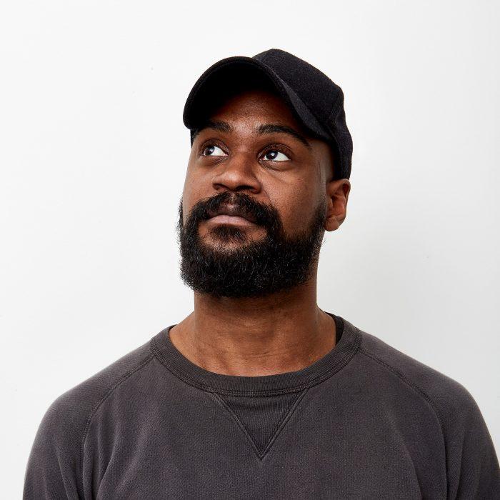 Photo of designer Adrian Allen