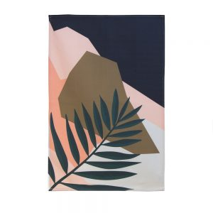 Cool tea towels - Palm Leaf design by Keeler and Sidaway