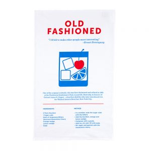 Cool tea towels Old Fashioned