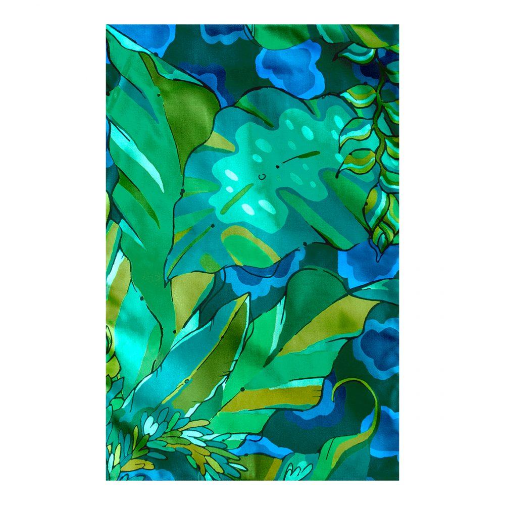 Cool tea towels - tropical print pattern