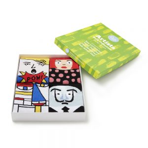 Fashion Socks Modern Artists Box Set