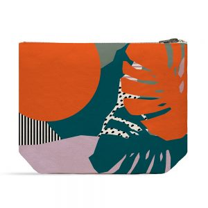 Jungle print wash bag by Keeler and Sidaway