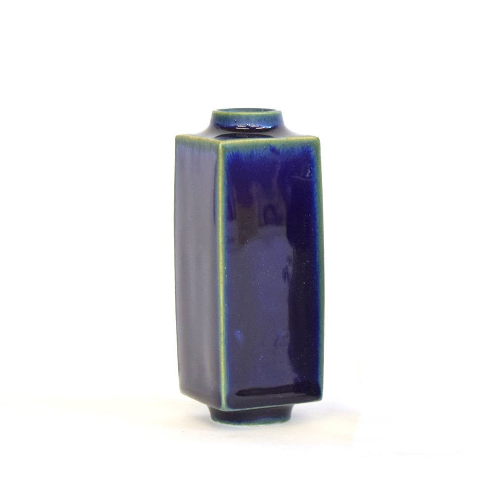 Designer homeware - miniature pot dark blue