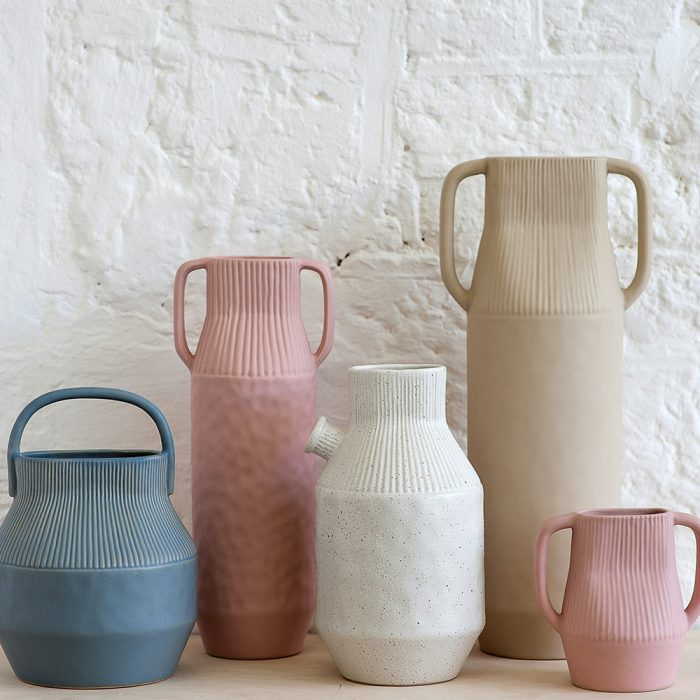 Designer homeware - Epoch group of vases