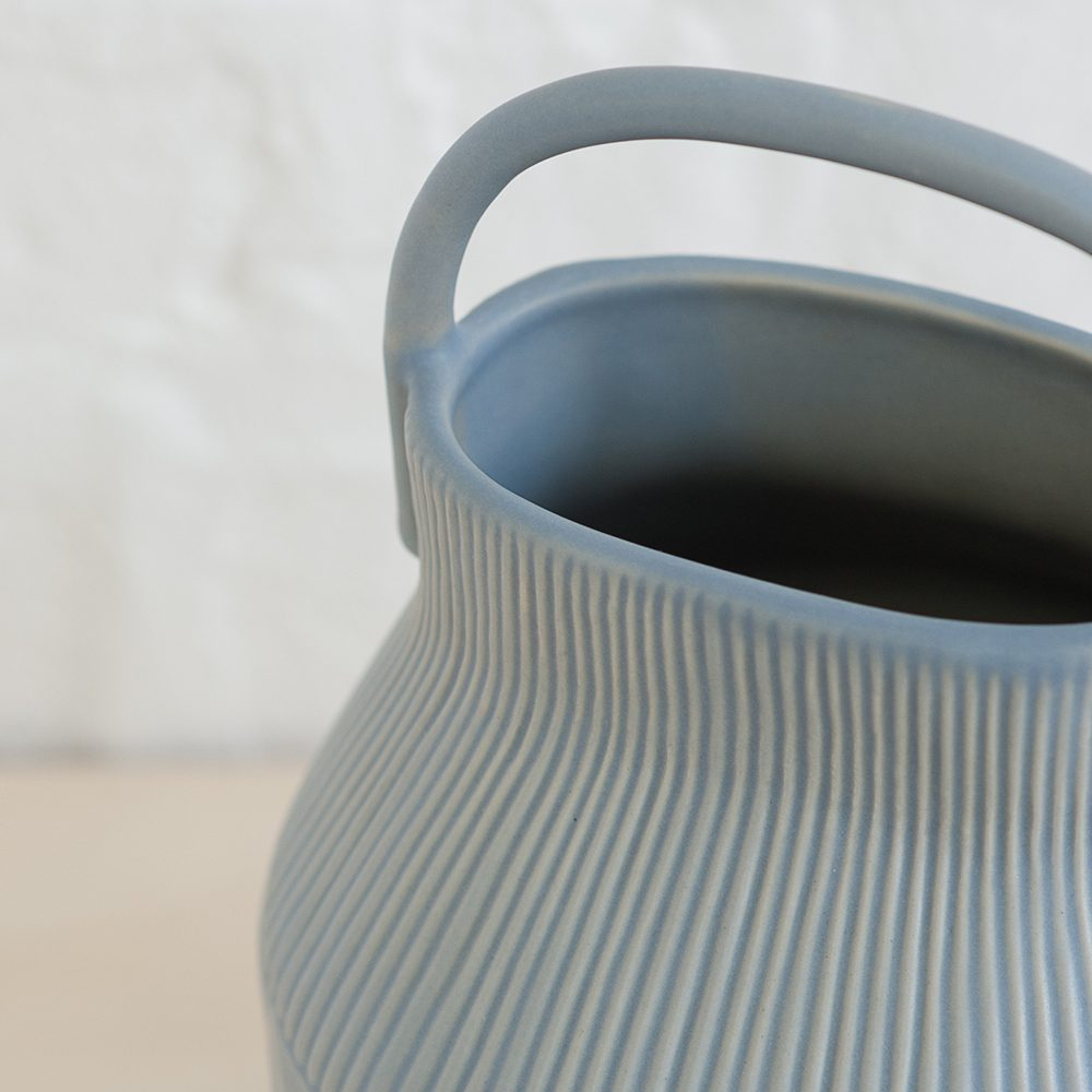 Epoch vase - handle detail