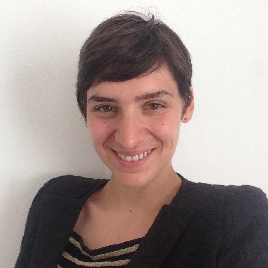 Photo of designer Fanny Santini