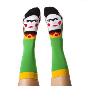 Fashion Socks - Frida Kahlo design