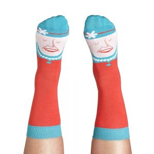 Fashion Socks - The Sock Queen
