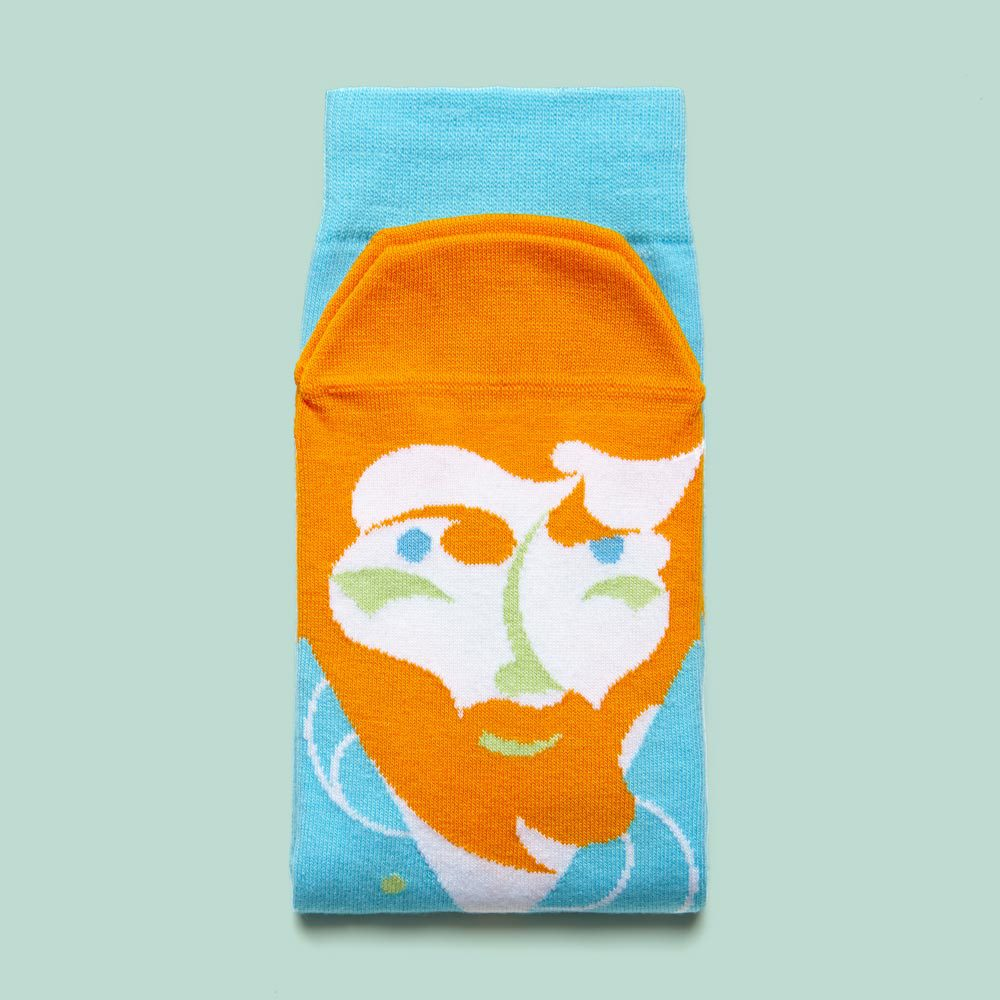 Fashion Socks - Vincent van Gogh design
