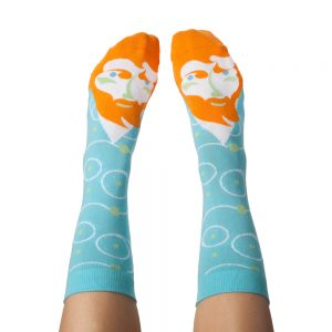 Fashion Socks - Vincent van Gogh design