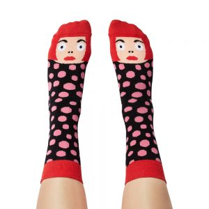 Fashion Socks - Yasoi Kusama