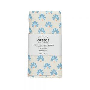 Gift ideas under £20 - hemp face towel