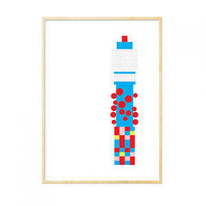 Home Wall Art BT Tower Print