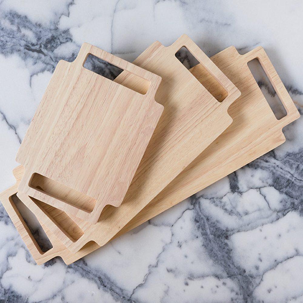 Double handle boards