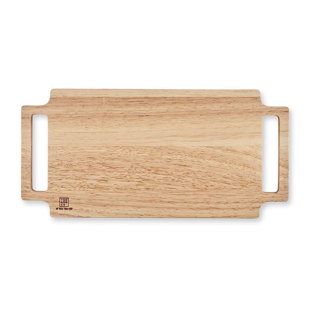 Double handle board medium