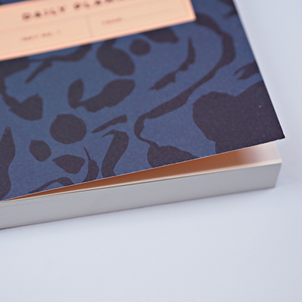 Luxury notebooks - inky no.1 planner, detail