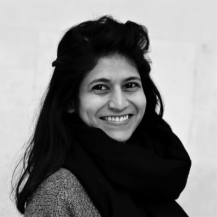 Photo of Mugdha Sapte, founder of Kindred + Wild