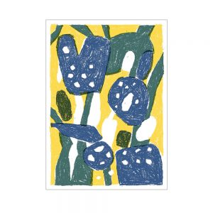 Limited edition art prints - Flowers 2 by John Molesworth