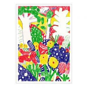 Limited edition prints - Forest by John Molesworth