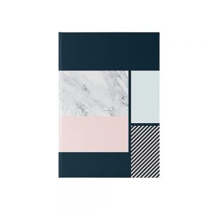Luxury notebooks - Marble design