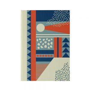 Luxury notebooks - pattern design