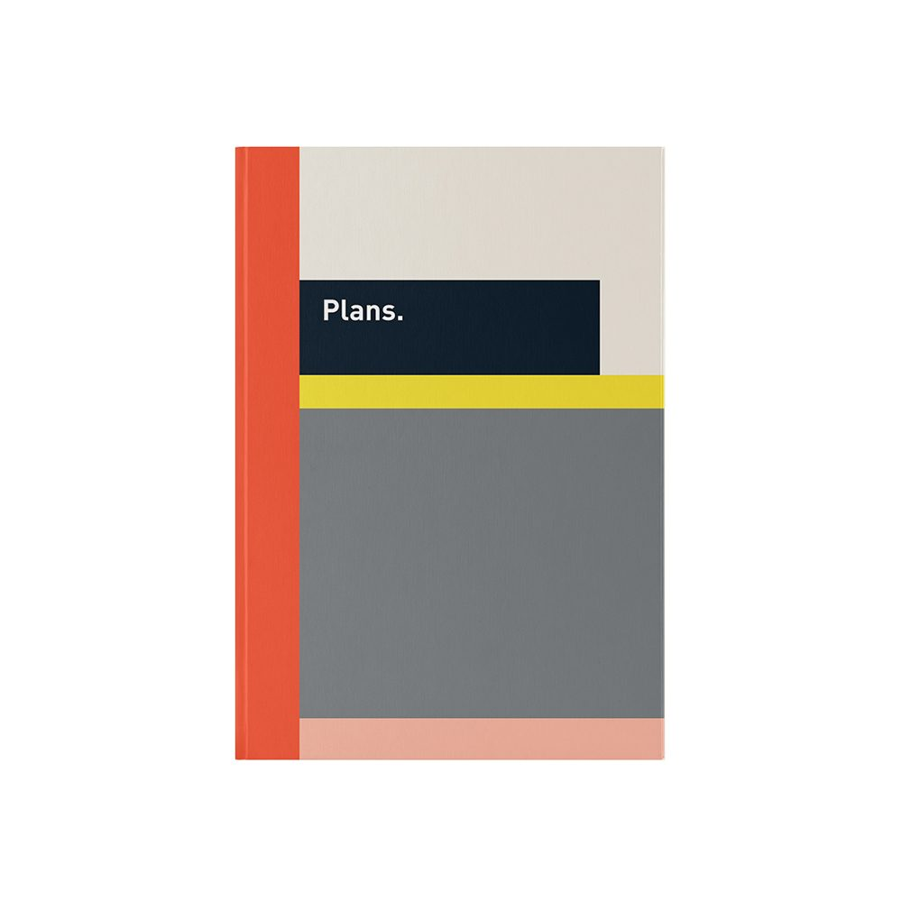 Luxury notebooks - plans design