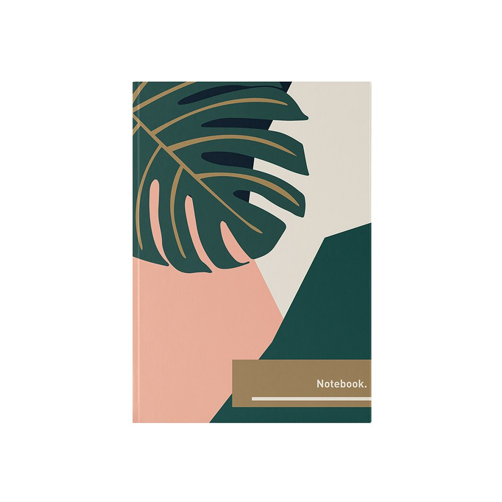 Luxury notebooks - jungle design