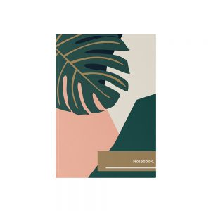 Luxury notebooks - jungle design