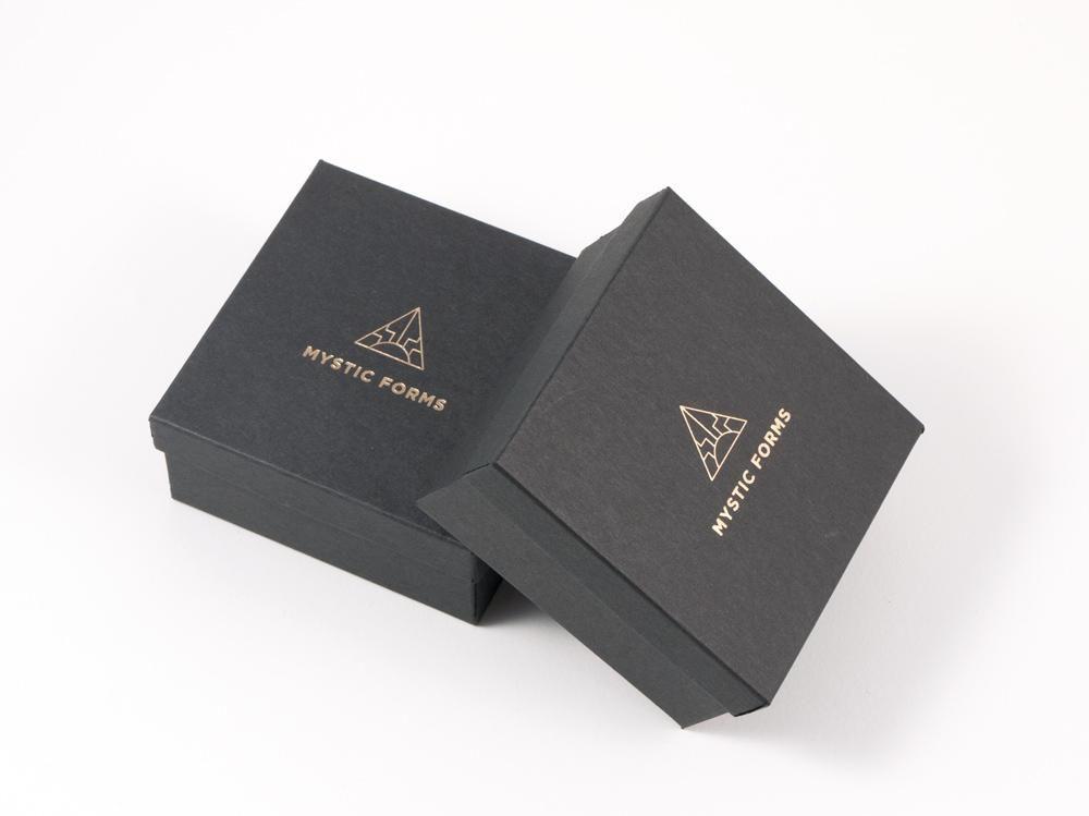 Black Mystic Forms gift box