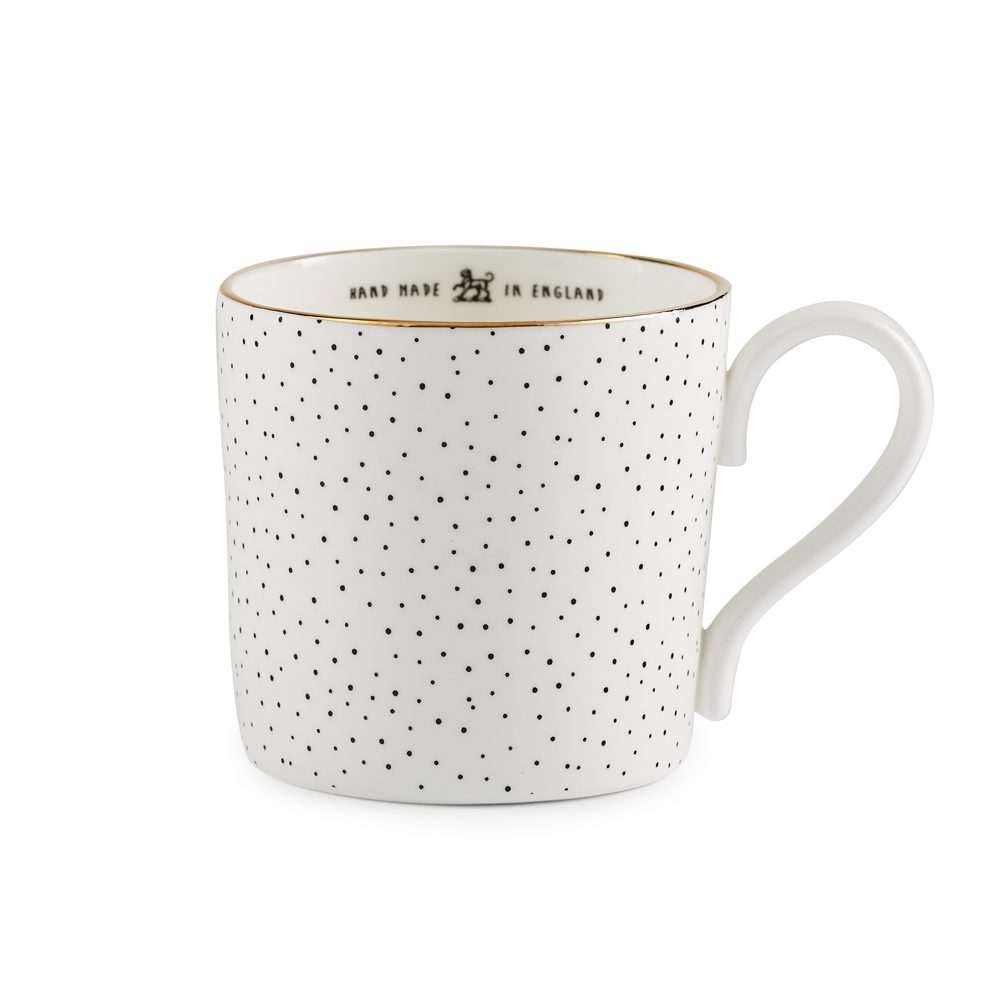 Modern tableware spotty mug