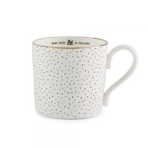 Modern tableware spotty mug