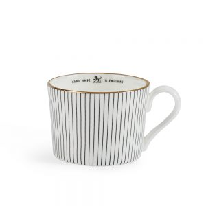 Modern tableware striped espresso cup