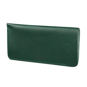 green glasses case