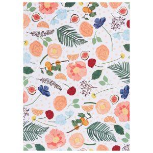 floral bramble wrap