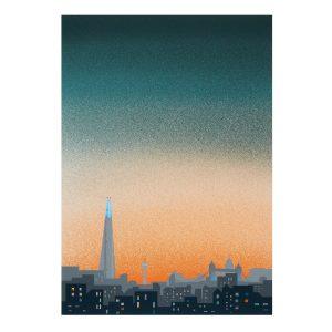 'NHS Blues' Art Print