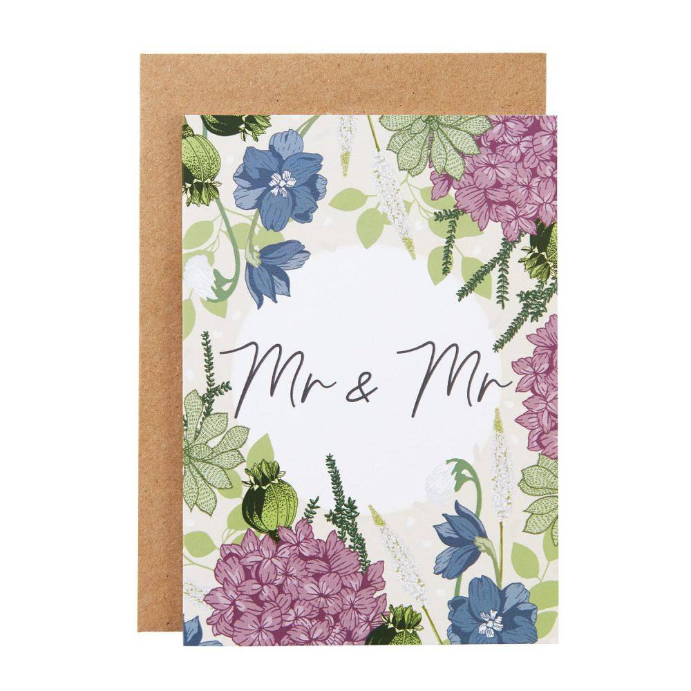 mr & mr card