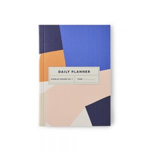 Luxury notebooks - overlay shapes no.1 planner