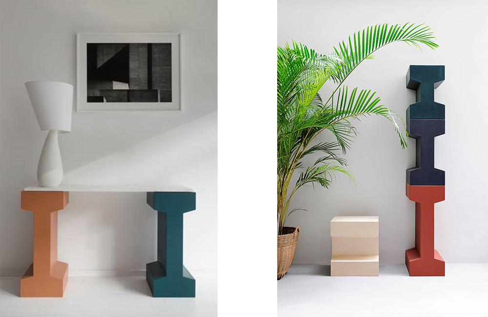 Photos of modular furniture in use