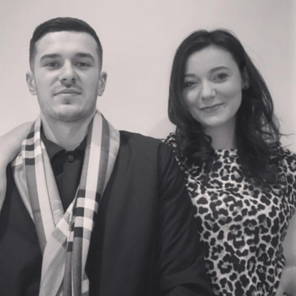 Photo of designers Christie-Rose Roberts and Frankie Raymond