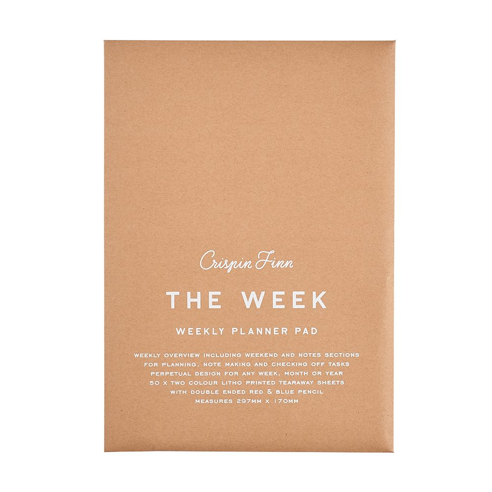 Stationary gifts The Week desk planner