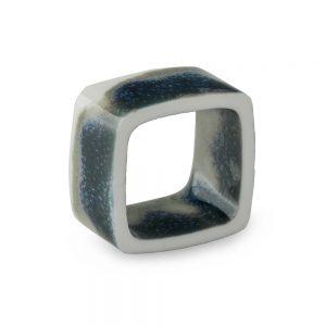Unique necklaces - square pendant