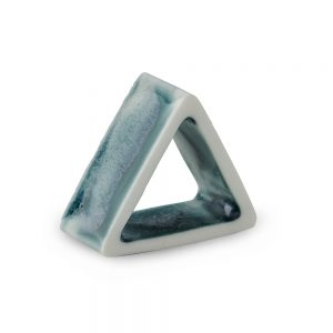 Unique necklaces - triangle pendant