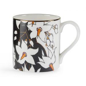 Unique tableware - deadly blooms mug