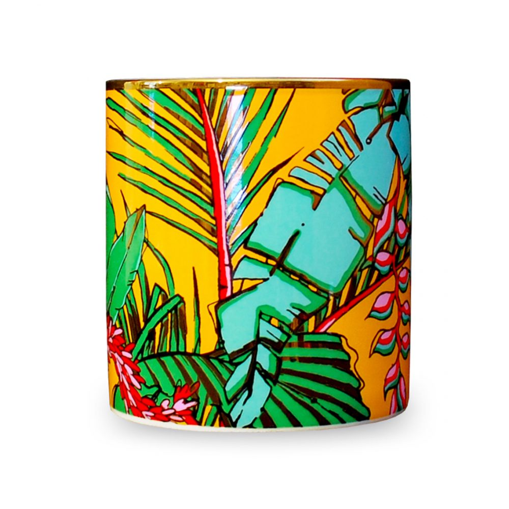 Unique tableware - shangri la mug